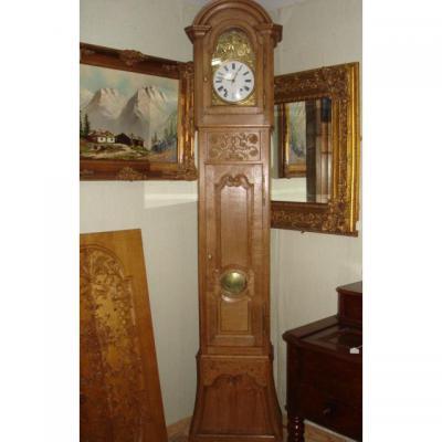 Horloge De l' Avesnois XIX ème Siècle