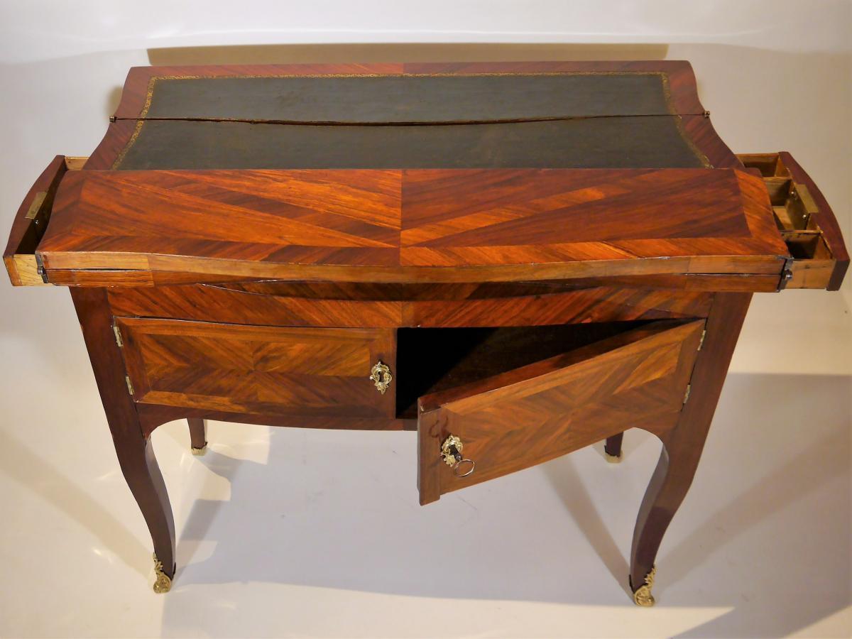 A Rare Louis XV Transformation Table, 18th Century