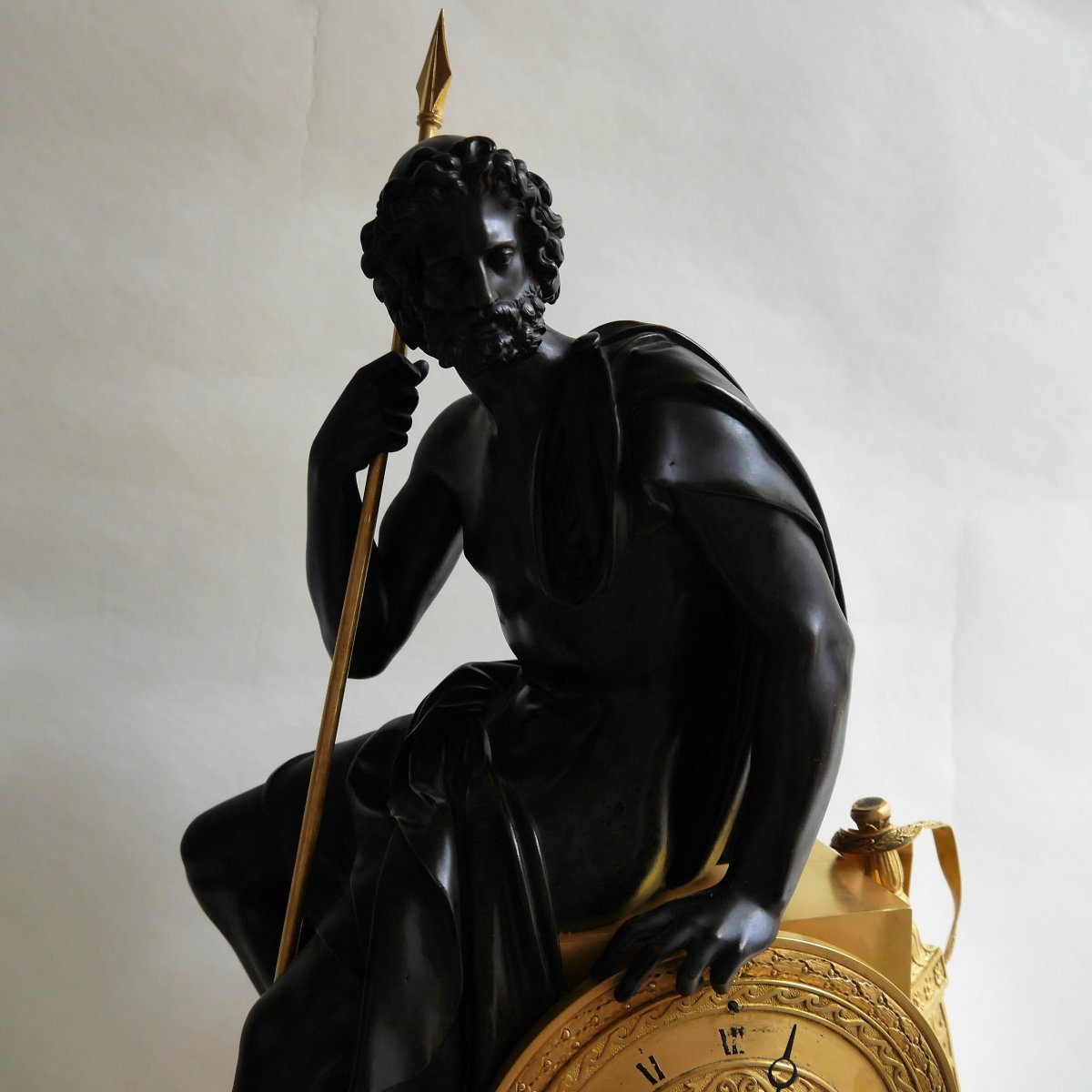 Grande Pendule Empire, Début XIXe