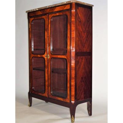 A Louis XVI Bookcase Stamped By P. Defriche, 18th Century