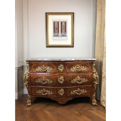 Commode Tombeau Estampillée F Garnier