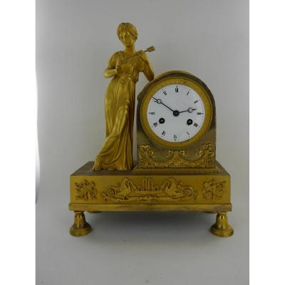 Small Empire Clock