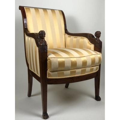Empire Armchair
