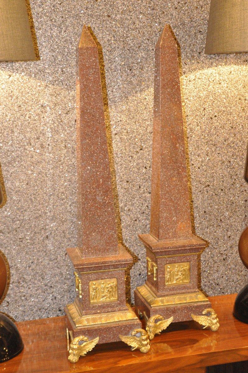 Paires Obelisques