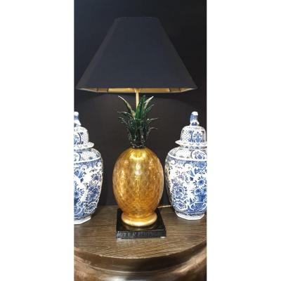 Paires De Lampes Ananas
