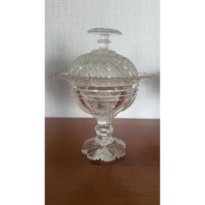 Empire Drageoire Cristal 1810