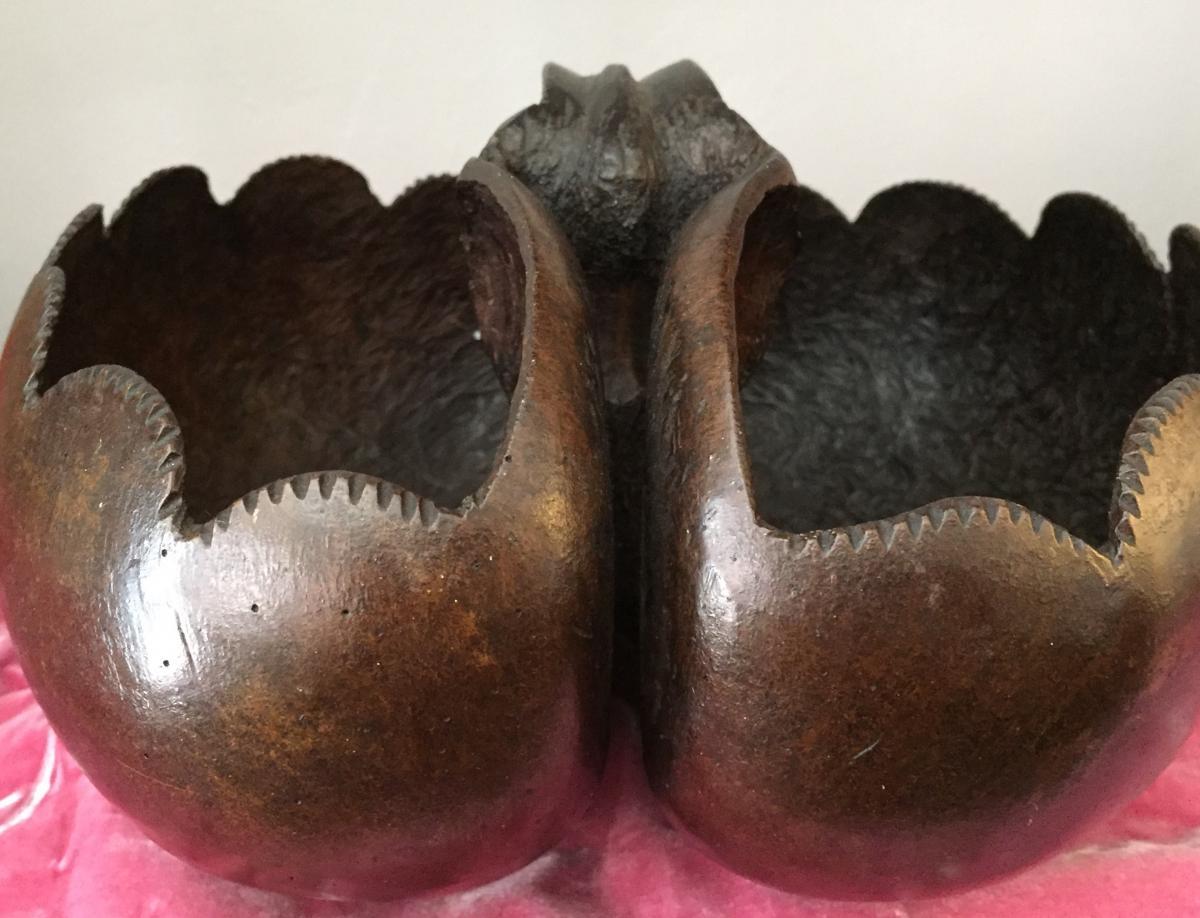 Coco Fesse ,sculpture,XIX