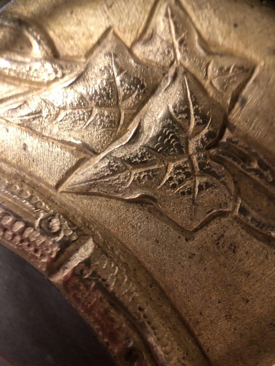 Cadre Bronze Doré,vers 1830-photo-4
