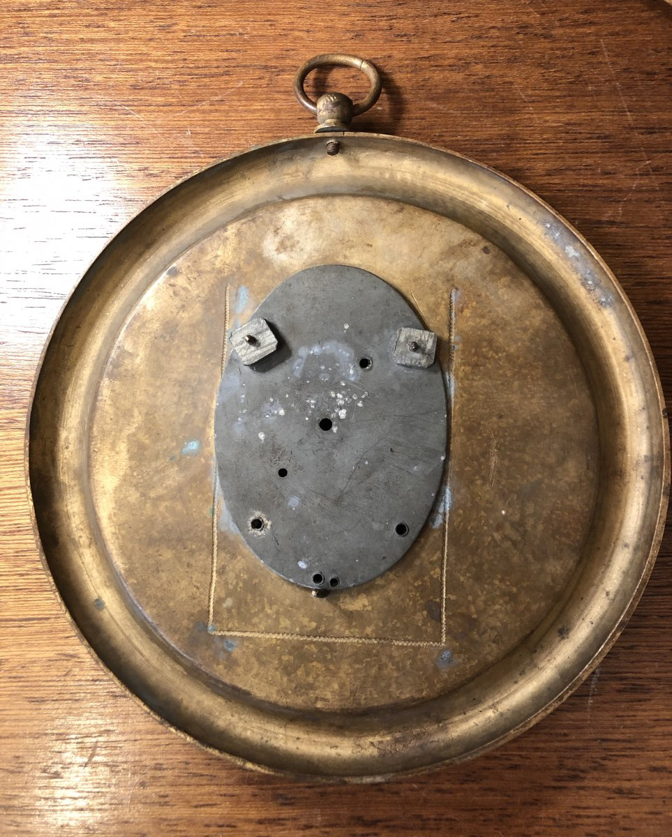 Cadre Bronze Doré,vers 1830-photo-8
