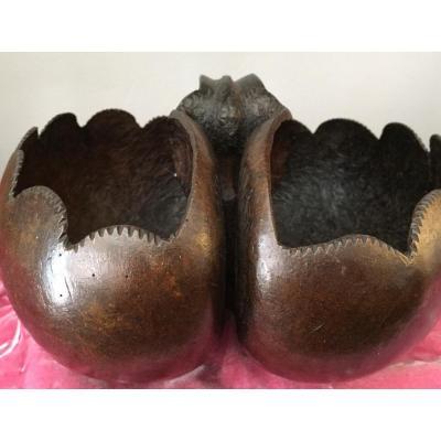 Coco Fesse, Sculpture, XIX Th