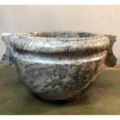 Mortier,marbre,Italie ,XVIIème Siècle