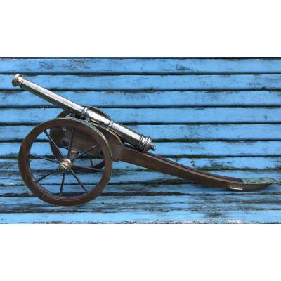 Modèle de Canon Miniature,XIXme Siècle