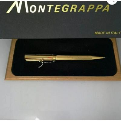Gold Plated 925 Silver Pencil