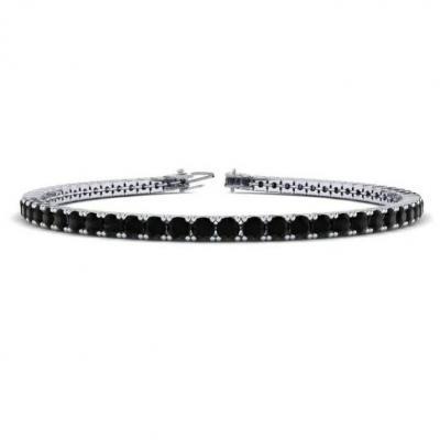 Bracelet Diamant Noir