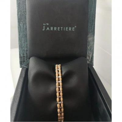 Bracelet Or Roze & Diamant