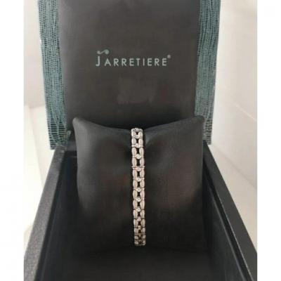 Bracelet Or Blanc & Diamant