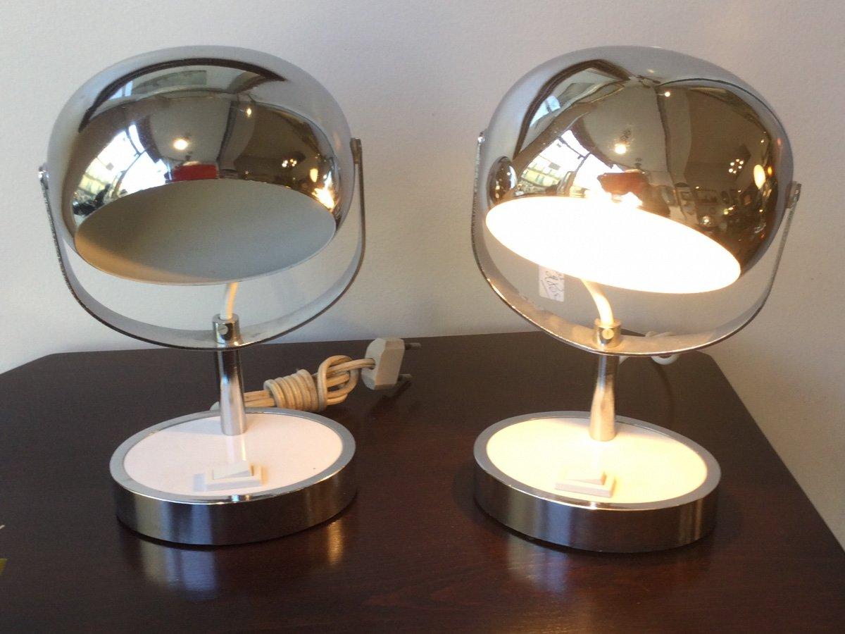 Pair Of Lamps 1960/1970