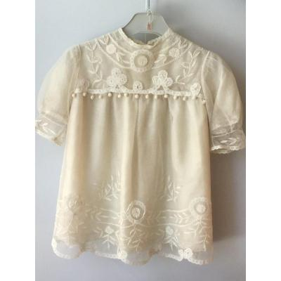 Christening Dress Xlx
