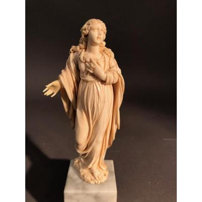 Madonna In Ivory