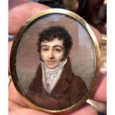 Miniature On Ivory