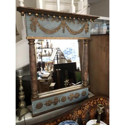 Trumeau de style Louis XVI