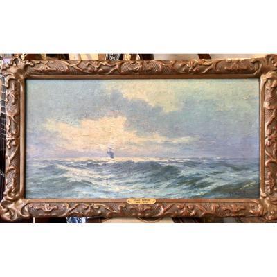 Marine Par Albert Devos