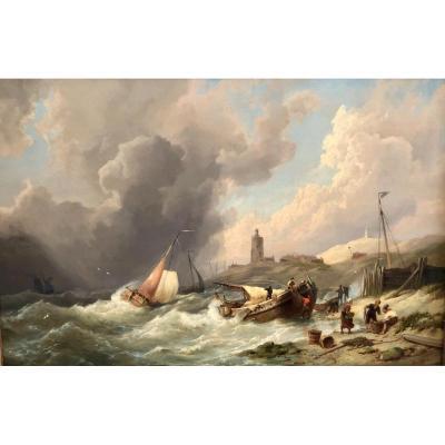 Dommersen Marine Painting
