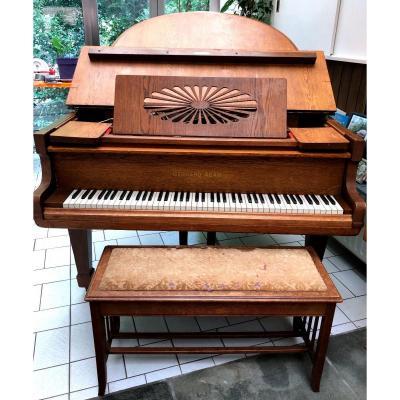 """Piano Quart De Queue Dit """"crapaud """""""