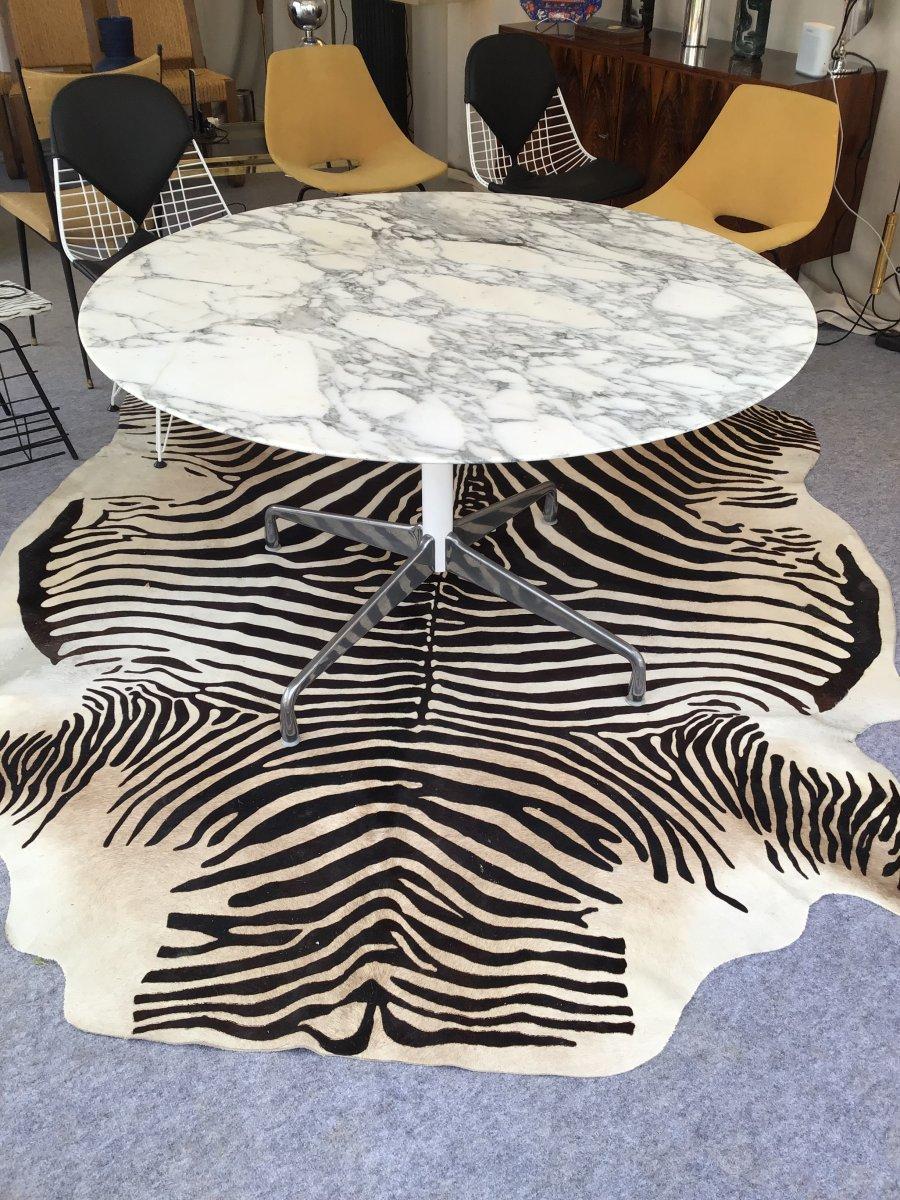 Table Marbre  Eames Herman Miller