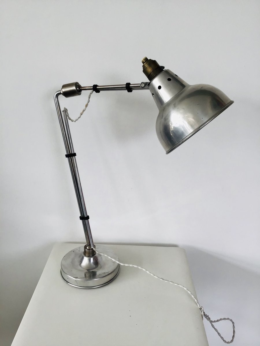 Lampe Industrielle Georges Houvion 1930