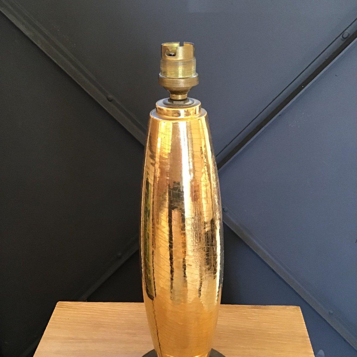 Lampe Art Deco Céramique Robj-photo-1