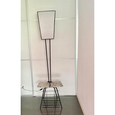 Floor Lamp Cerf Volant 1950