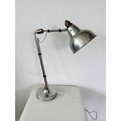 Georges Houvion Industrial Lamp 1930