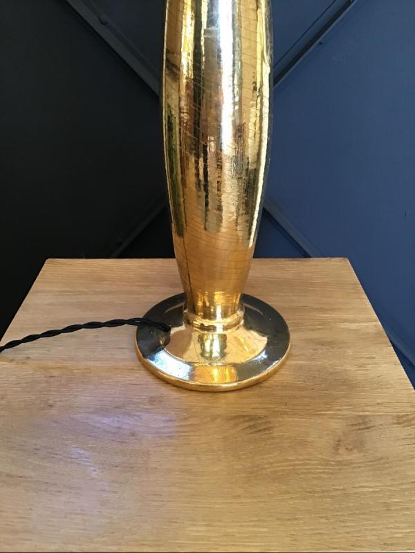 Lampe Art Deco Céramique Robj-photo-4