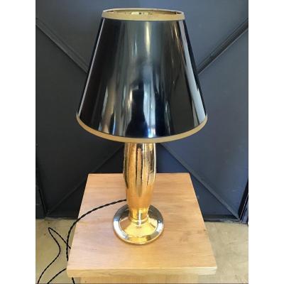 Lampe Art Deco Céramique Robj