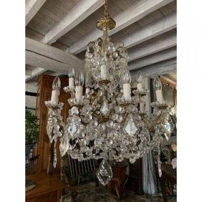 Chandelier With Tassels