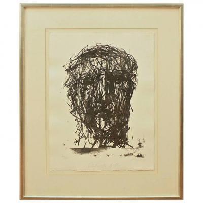 "Uhlig, Max: Lithography ""chatsworth Apollo"", 1987-1998."