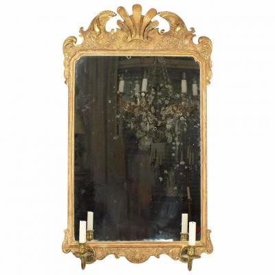 Miroir George I/Angleterre, Début Du 18ième Siècle