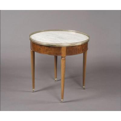 Table Bouillotte époque Directoire