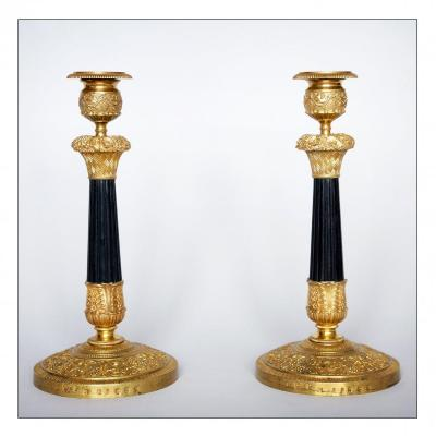 King Louis-philippe 1er, Royal Torches From The Château De Neuilly