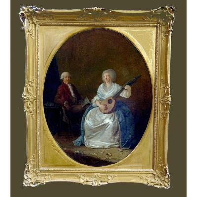 Michel Garnier 1753-1819 Attr.