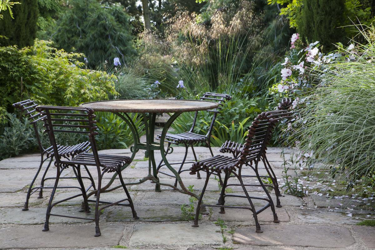 Jardin Agapanthe