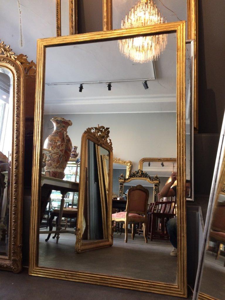 Miroir Style Directoire Réalisable Sur Mesures