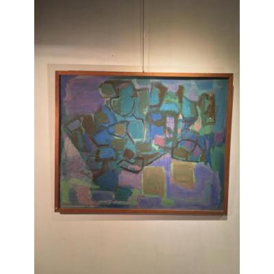 """ Gisèle Ferrandier.abstraction """