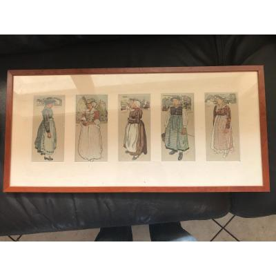 Swiss Lithographs Raphy Dalleves