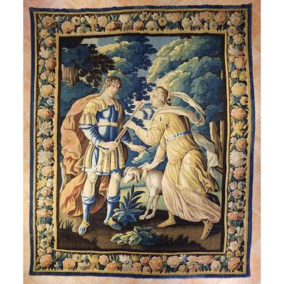 Aubusson Tapestry Louis XV Period
