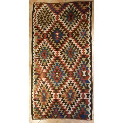Kilim Carpet Caucasus Circa 1890