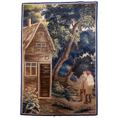 Tapestry Flanders XVII After A Cardboard Teniers