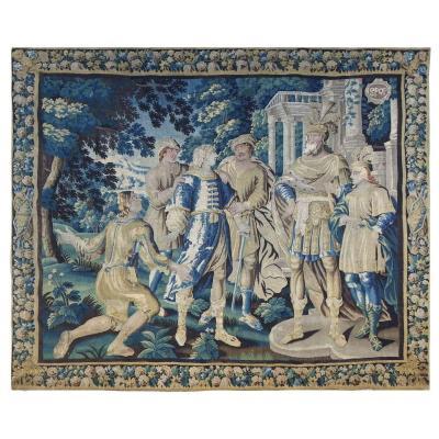 Aubusson Tapestry Ariadne's Story End XVII