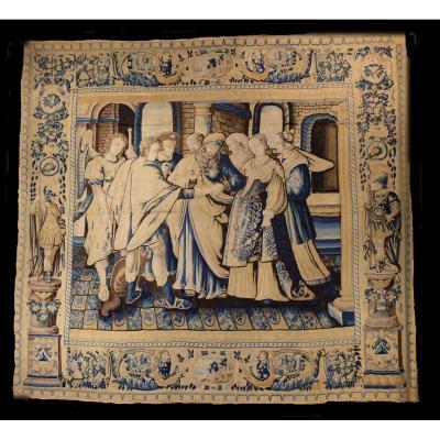 Tapisserie Audenarde Vers 1620